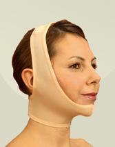 Бандажи и повязки для лица